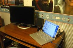 huge monitor