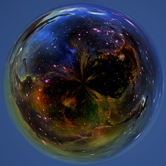Amazing Circle: Nebula Series