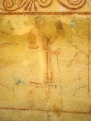 Tomba Gorgoneio back detail