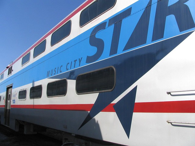 Music City Star, Nashville's Passenger train