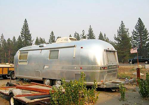 Airstream, Lake Tahoe