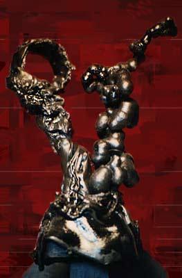 Petite sculpture décadente 01