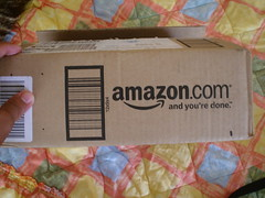 Amazon.com Shipping Box