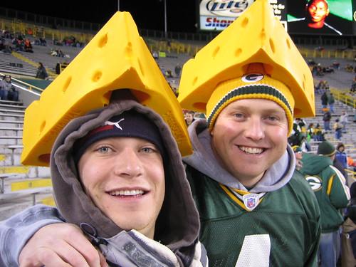 Cheeseheads