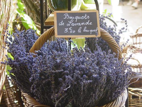Bouquets de Lavande