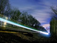 רכבת - מהירות תריס נמוכה