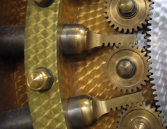 gear (klausness) Tags: gear vault gears bankvault