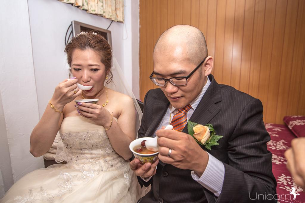 《婚攝章魚》崇德 & 春木 / 自宅迎娶儀式