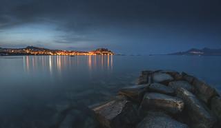 A citadella di Calvi (Corsica)