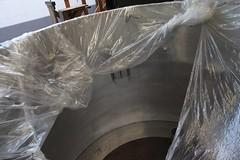 "Vacuum vessel inside • <a style=""font-size:0.8em;"" href=""http://www.flickr.com/photos/27717602@N03/18729853184/"" target=""_blank"">View on Flickr</a>"
