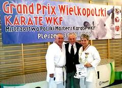 III Mistrzostwa Polski Masters Karate 2015 w Pieleszewie
