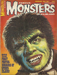 FAMOUS-MONSTERS-34-1965 (The Holding Coat) Tags: famousmonsters mauricewhitman warrenmagazines
