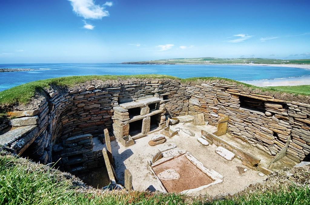 オークニー諸島の新石器時代遺跡中心地の画像 p1_23