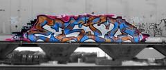 esio (BetterDays Photo's) Tags: train graf hopper freight voa gpk graffititrain esio aeo esioe