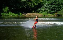 Sternla Wake Race (mattrkeyworth) Tags: people zeiss main wakeboarding würzburg wakeboarden stadtstrand sal135f18z sonnart18135 sternla sonya99 sternlawakerace wakerace