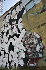 Follow the indian (ericbaygon) Tags: urban graffiti nikon indian tag dessin mur indien charleroi urbain marchienne d300s
