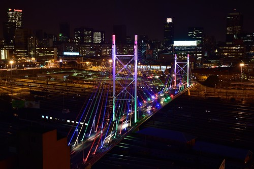 Mandela Bridge, Johannesburg, Gauteng, S by South African Tourism, on Flickr