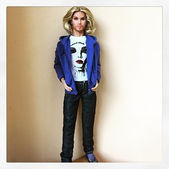 Supermodel convention Color Infusion Preston Woods (*CosmicBlonde*) Tags: fr royalty fashion homme infusion color woods preston home doll 16scale toys integrity 2016 convention model super