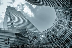 Selenium City Building NYC (The Twisted Pixel) Tags: newyorkcity building tower creativedesign photo image