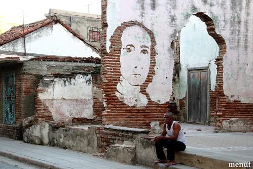 """""""Grafit"""" rascant - Camagüey, Cuba - Scrattich """"grafitti"""""""