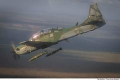 Emprego de armanento real por Aeronaves A-29 do Esquadrão Joker (Força Aérea Brasileira - Página Oficial) Tags: 2016 a29a aviacaodecaca aviaçãodecaça bombareal brazilianairforce emb314 embraer esquadrãocorsário fab forcaaereabrasileira forçaaéreabrasileira fotoalexandremanfrim joker maxaranguapern monoplace prattwhitneycanadapt6a67r rn riograndedonorte supertucano ataque ataqueaosolo bombadepenetração caça fighter foguete lançamento missãodepaz monomotor piloto turbohelice