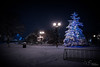 Wauwatosa Christmas - 2016 (Explore 12/12/16) (CJ Schmit) Tags: wwwcjschmitcom eosm3 canon canoneosm3 mirrorless cjschmit cjschmitphotography canonefm1855f3556isstm photographermilwaukee milwaukeephotographer photographerwisconsin wauwatosa wisconsin milwaukee mke winter snow cold christmas christmastree flocked streetlights nightphotography lowlight longexposure shutterdrag outdoors trees christmaslights thevillage villageofwauwatosa dark landscape winterscene snowscene xmas on1