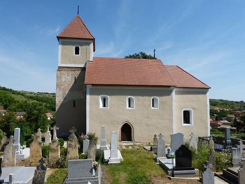 Mecseknádasd, Szent István-templom