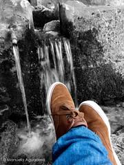 """I Maratón fotográfico """"Istán desde otra perspectiva""""   Tema: Diversión  #Imaratónfotográficoistándesdeotraperspectiva #maratónfotográfico #photographicmarathon #istándesdeotraperspectiva #2015 #istán #málaga #andalucía #españa #spain #agua #water #fuente (Manuela Aguadero) Tags: agua españa paisaje waterfall landscape blanconegroycolor sonyimages photography spain longexposition imaratónfotográficoistándesdeotraperspectiva sonya350 sonyalpha photographer pies photographicmarathon istán water sonyalpha350 2015 feet sonystas picoftheday cascada source andalucía blackwhiteandcolour fuente istándesdeotraperspectiva málaga alpha350 maratónfotográfico"""