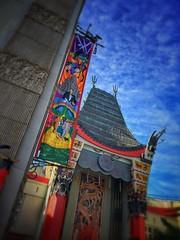 The Great Movie Ride (TAYLJ158) Tags: thegreatmovieride disneyshollywoodstudios waltdisneyworld disney themepark amusementpark darkride outdoor outside vibrant mobilephotography iphone6s jennifertaylor daytime