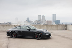 Porsche 911 Carrera GTS (jacksonlavarnway) Tags: porsche911carreragts porsche911 911 porsche 911gts carrera black blackedout sportscar german satin wheels red calipers carbonfiber brakes alcantara leather suede seats racing bolster taillights pdk exhaust loud mean gauges gaugecluster wheel steeringwheel headlights headlight hid sports car exotic coupe gt options 38l flatsix engine performance switches fast photoshoot carphotography canon