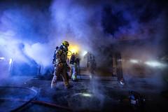 lmh-grefsenveien009 (oslobrannogredning) Tags: bygningsbrann brann røykdykker røykdykkere