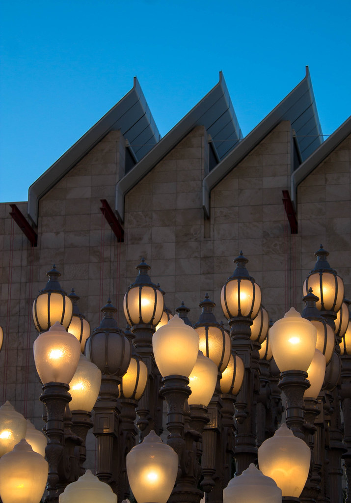 The worlds most recently posted photos of lacma and lampposts lacma 2 robert borden tags lacma installation bluehour lights lightposts art northamerica aloadofball Gallery