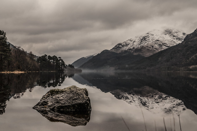 Rock in the Loch - Eck Feb 2017