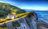 Mar (JVicenteRD) Tags: playa mar acantilado jvicenterd cielo
