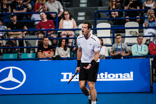 "Andy Murray's frustrations against David Goffin • <a style=""font-size:0.8em;"" href=""http://www.flickr.com/photos/125636673@N08/31990098815/"" target=""_blank"">View on Flickr</a>"