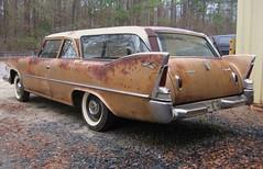 1960 Plymouth Deluxe Suburban (PAcarhauler) Tags: mopar plymouth auto fury wagon