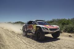 Dakar17 (rojophoto8) Tags: dakar argentina sebastienloeb peugeot dkr 3008 red bull redbull