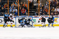 "Missouri Mavericks vs. Wichita Thunder, January 6, 2017, Silverstein Eye Centers Arena, Independence, Missouri.  Photo: John Howe / Howe Creative Photography • <a style=""font-size:0.8em;"" href=""http://www.flickr.com/photos/134016632@N02/32191515126/"" target=""_blank"">View on Flickr</a>"