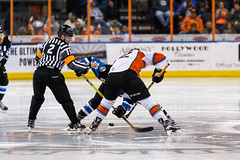 "Missouri Mavericks vs. Wichita Thunder, January 7, 2017, Silverstein Eye Centers Arena, Independence, Missouri.  Photo: John Howe / Howe Creative Photography • <a style=""font-size:0.8em;"" href=""http://www.flickr.com/photos/134016632@N02/32210098606/"" target=""_blank"">View on Flickr</a>"