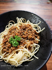 IMG_1366 (Chris & Christine (broughtup2share.com)) Tags: ticklish pork garden midvalley pj petalingjaya noodles rice