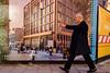Beware the giant (samrodgers2) Tags: walking marching giant bondstreet londonstreetphotography london billboard