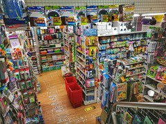 I like to shop in this little store because you almost can buy all kind of the life stuffs here with reasonable price, Taipei, Taiwan (Alfred Life) Tags: 徠卡 華為 华为 summarit asph leica leicaduallenses summarith12227asph plus p9 huawei huaweip9plus summarith12227 徕卡 p9p
