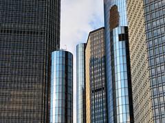 Renaissance Center, Detroit, Michigan, USA (duaneschermerhorn) Tags: city detroit skyscraper structure building architecture architect modern contemporary classic