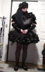 Black 1 (Maid Honey) Tags: sissy maid
