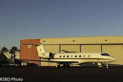 N22T G650ER (KSBD Photo) Tags: burbank california unitedstates us burbankbobhopeairport hollywoodburbankairport n22t g650er gulfstreamfan gulfstreamforever fanfriday