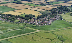 Cley next the Sea aerial (John D F) Tags: cley cleynextthesea norfolk aerial aerialphotography aerialimage aerialphotograph aerialimagesuk aerialview viewfromplane droneview hires hirez highresolution britainfromabove britainfromtheair