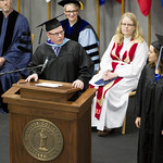 "<b>Commencement 2015</b><br/> Libby Logsden '15, was named the Jenson Medal winner. Luther's Jenson Medal is presented each year to an outstanding senior, selected by the graduating class, who best demonstrates the ideals of the college through service to students and the college community. Commencement 2015. Photo by Aaron Lurth<a href=""http://farm1.static.flickr.com/391/17763892894_80a3f43eb3_o.jpg"" title=""High res"">∝</a>"