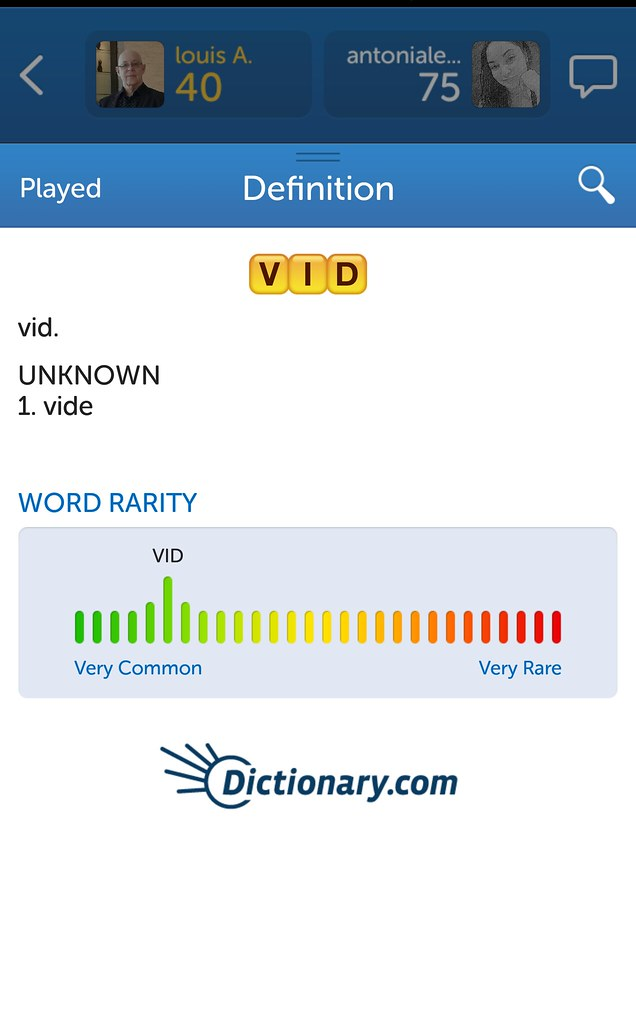Lovely Daft Definition (Roving I) Tags: Vide Dictionaries Wordgames Vid Definitions  Meanings Incompetence Dictionarycom