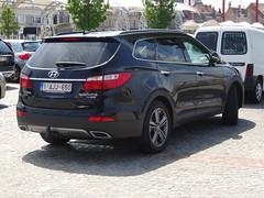 2015 Hyundai Grand Santa Fe (harry_nl) Tags: santafe belgium belgi grand hyundai nieuwpoort 2015