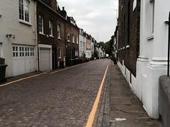 Quiet Cobbles (DanCupples) Tags: houses streets london cobbles